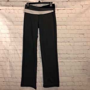 Lululemon straight leg yoga pants